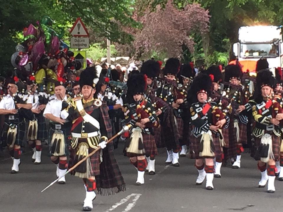 Buxton Carnival 2015